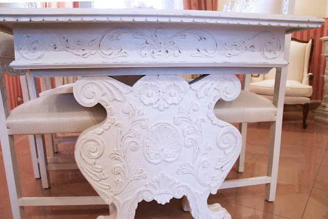 arredamento shabby chic, chalk paint, decora facile