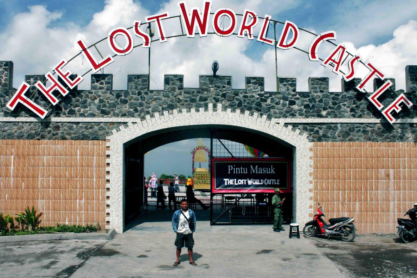 The Lost World Castle Jogja 1