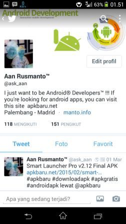 Twitter for Android Apk