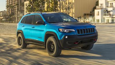 Nouveau Jeep Cherokee 2019 - Caractéristiques, Prix, Date de sortie