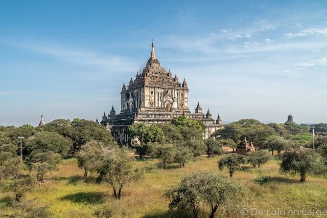 Thatbyinnyu temple - Bagan - Myanmar - Birmanie