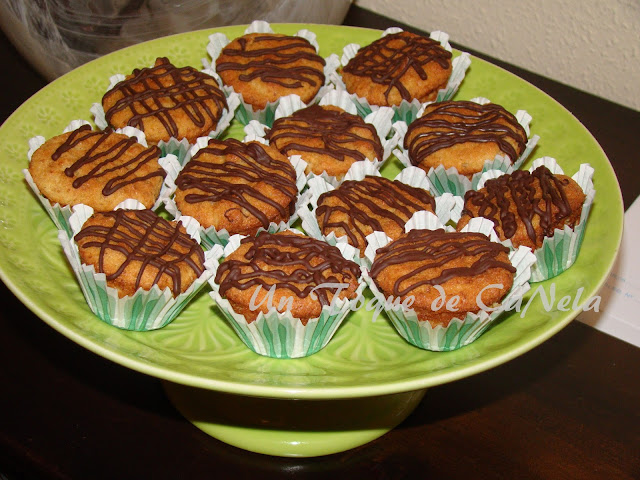 Mini Muffins De Garbanzos - Sin Gluten