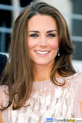 The life story of Kate Middleton, English princess.