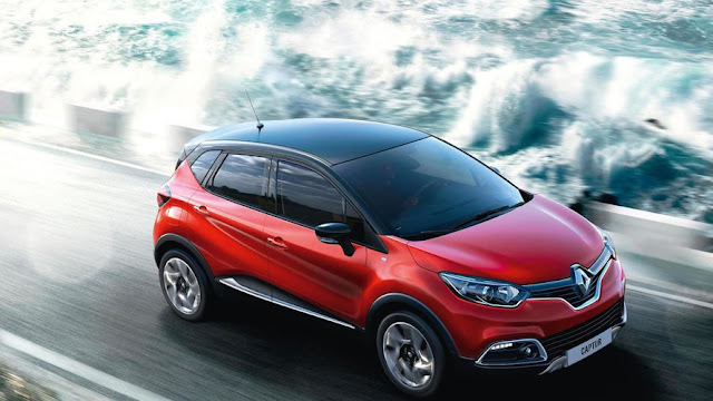 New 2017 Renault Capture Crossover Hd Pics