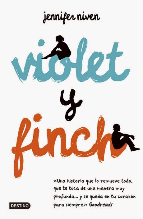 Violet y Finch (Jennifer Niven)