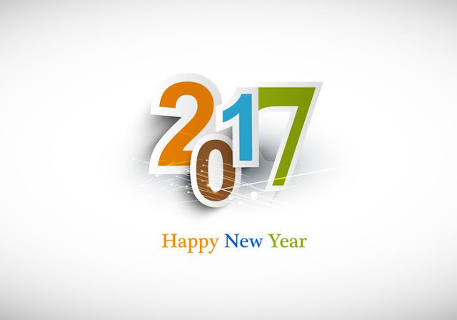 Happy New Year and Sal Mubark Wallpaper 2017 to wish your friends and family and welcome naya sal