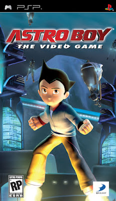 Astro Boy: The Video Game cover