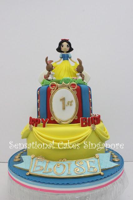 Princess cake Singapore