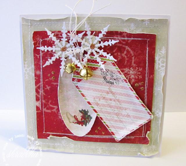 Dwie kartki świąteczne