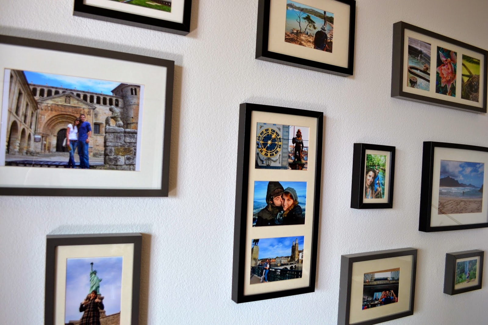 Como Decorar Una Pared Con Fotos Ideas Para Decorar Paredes Cómo Componer Tu Propio Photo