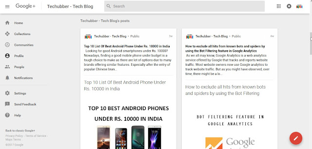 How to auto share Blogger blog posts to Google+ Page