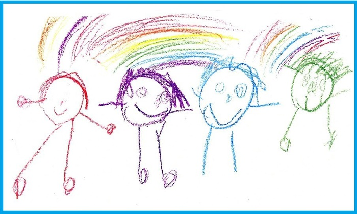 Uzit Si Materstvi Co Nam Prozradi Detska Kresba