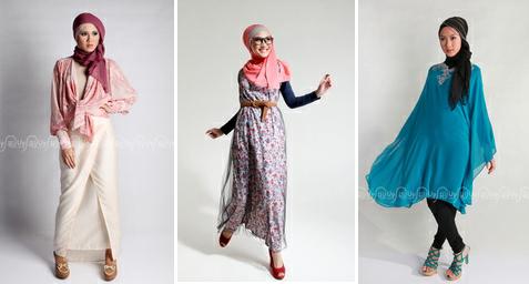Baju Muslim Remaja Modern