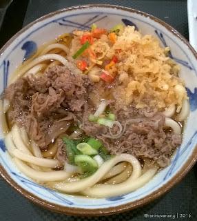 Kuliner Bogor: Marugame Udon Botani Square