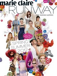 Marie Claire Runway launches today