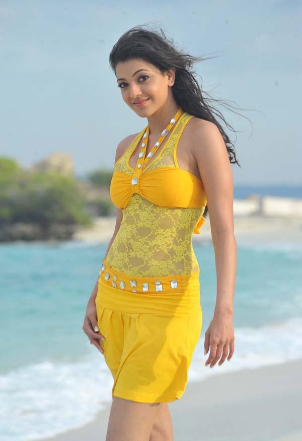 Telugu All Images Kajal Agarwal Hot Images-8159