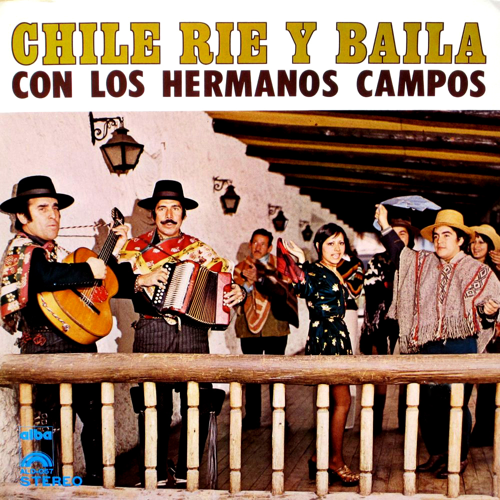 Cd Chile rie ybaila-Los hermanos Campos Zz%2Bfront