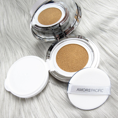 amore pacific color control cushion - the beauty puff