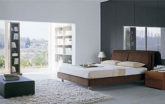 Fresh modern design luxury bedroom designs from italian for Tomasella industria mobili