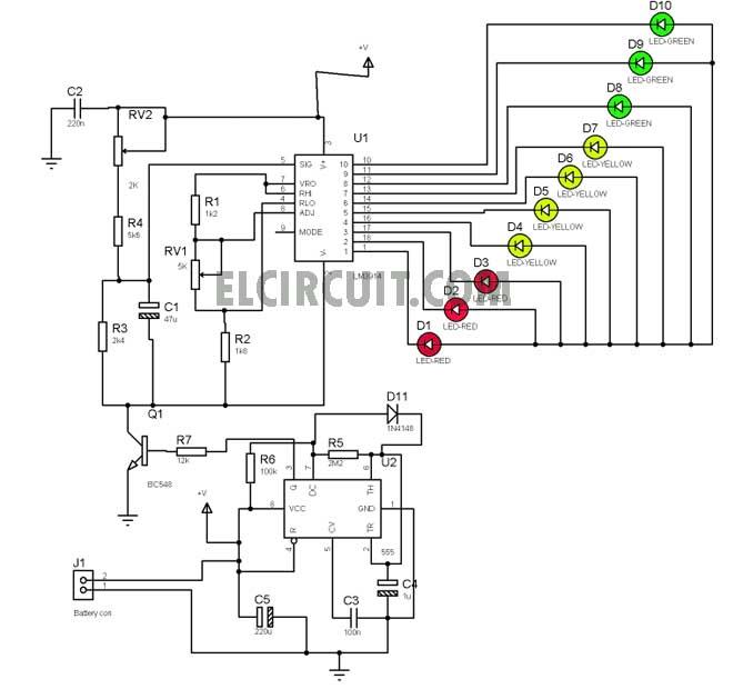 audio indicator