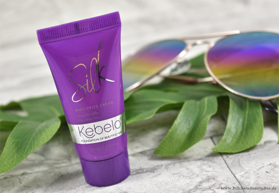 Kebelo - Silk Anti-Frizz Cream Serum