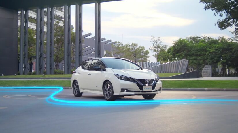 Nissan Bust Common Myths About Electric Vehicles