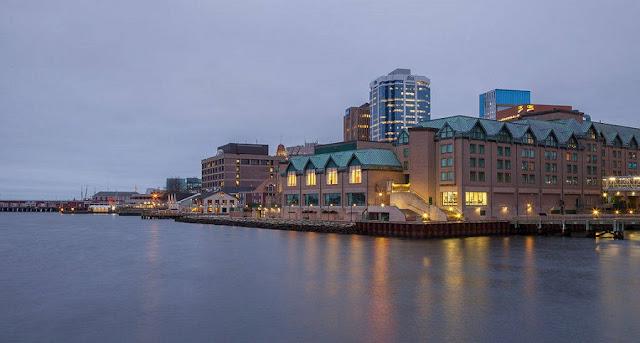 Hotel Marriott Harbourfront em Halifax