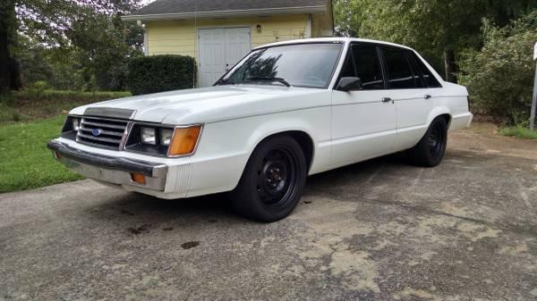 Daily Turismo: Joe Dirt: 1985 Ford LTD LS1