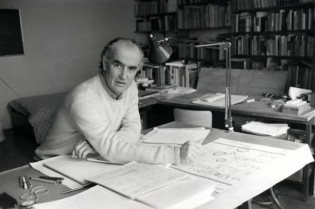Luigi Nono (Photo Graziano Arici 1983)
