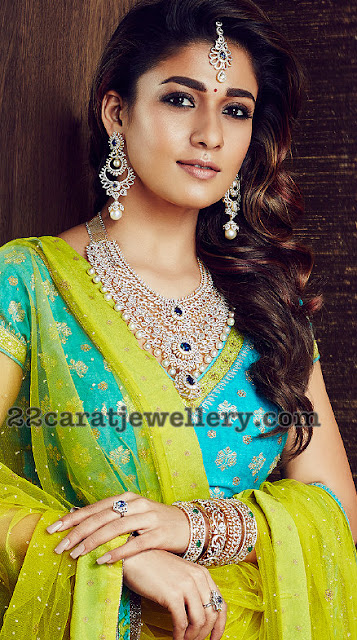 Nayantara's GRT Jewellers Ad
