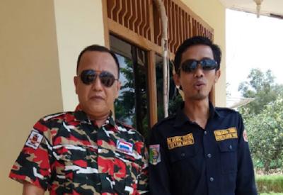Ketua Laskar Merah Putih (LMP) Lamtim Nilai Kasus Pemerasan Terhadap Pejabat Dinas Sosial Lampung Timur Janggal
