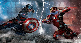 Captain Ajmerica Civil War