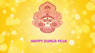 Happy Durga Puja Wallpapers 2018