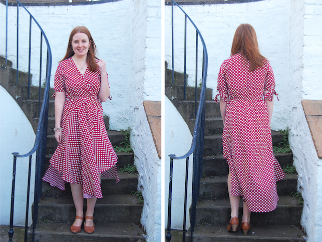 G Is For Gingers Spring Wedding Outfit With Angeleye