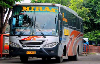 Tarif Lebaran Angkutan Umum dari Trenggalek - Semarang Sunggug Menggila
