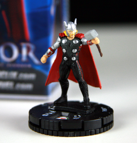 Free Comic Book Day Heroclix: Fruitless Pursuits: Free Comic Book Day Reviews: Part One