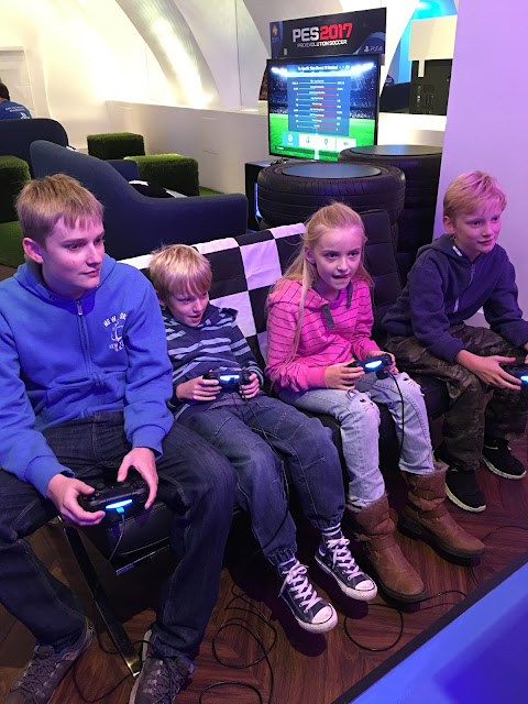 family games from Playstation #playstation