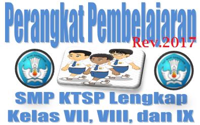 Silabus IPS Kelas 7, 8, 9 Kurikulum 2013 Revisi 2017