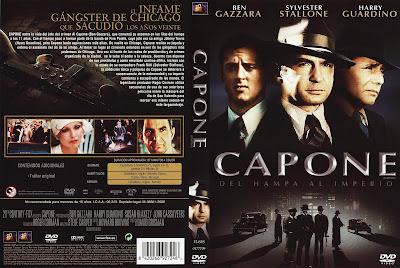 Carátula: Capone (1975) , DescargaCineClasico.Net