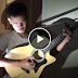 Watch: Blind Guitarist Sings Heartfelt Duterte Inspired Song For The President, WOW!
