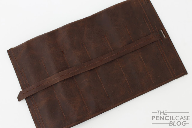 Frara Road Leather pen roll review