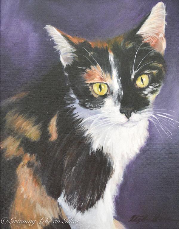 Custom Pet Portraits by Stephanie Weaver