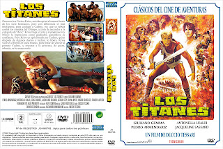 Carlatula dvd: Los Titanes - 1962