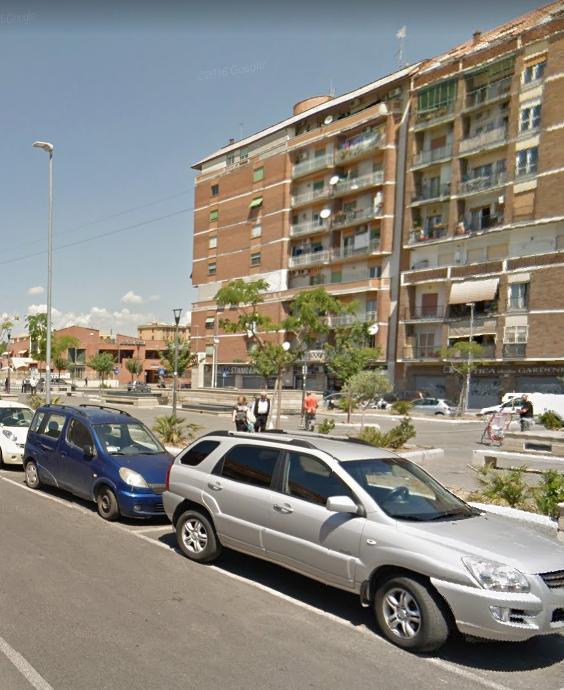 Supermercato Della Ceramica Roma Via Casilina.Centocelle Piazzale Delle Gardenie La Storia In Una Foto Studio