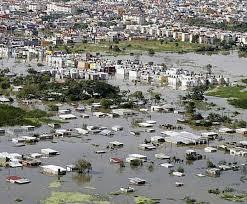 Cidade-Inundações