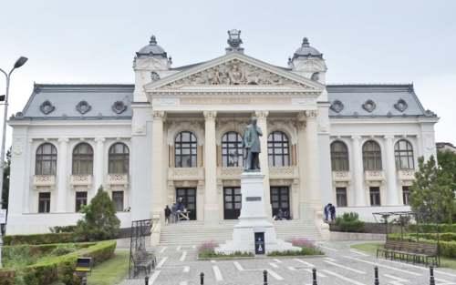 Teatrul National Iasi - exterior