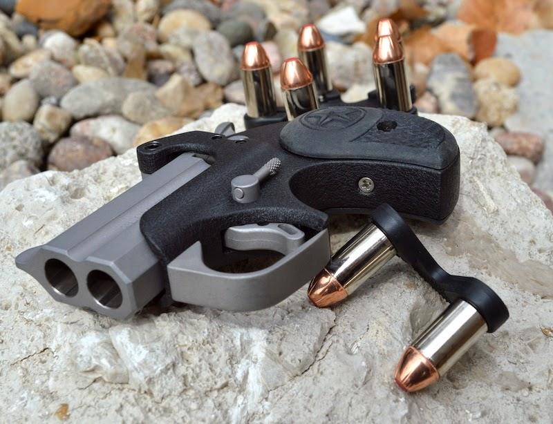 Bond Arms 45acp Backup Review