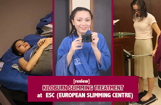 Kiloburn Treatment Experience at ESC (European Slimming Centre) Jakarta