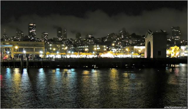 Pier 43 Ferry Arch