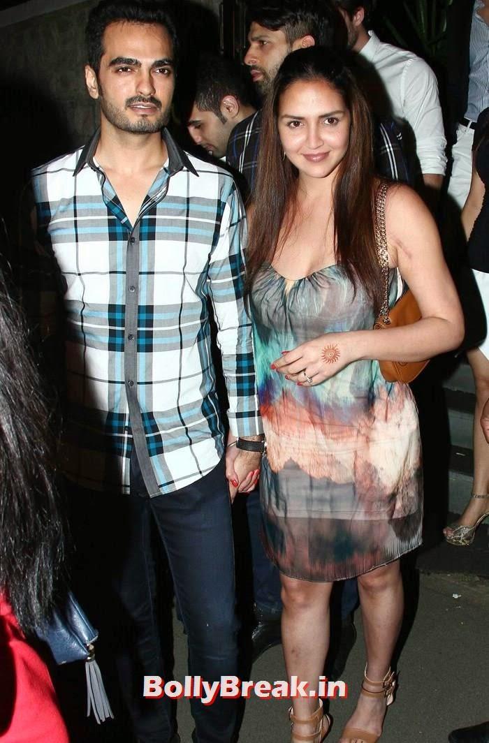 Bharat Takhtani, Esha Deol, Bollywood Celebs Photos from Nido